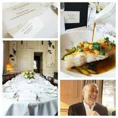 Totally privileged to sit across #michelroux of #RouxAtTheLandau at The @langham_london for a special #lunch with the media today. #chef #Michelin #restaurant #visitLondon ##LovingLangham #luxury #hotel #luxtravel #food #foodporn #foodie #instafood #decadent #yum #yummyinmytummy #lifewelltravelled #London by viviennegan