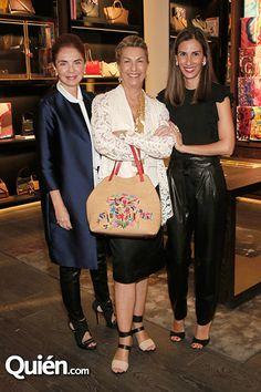 Presentan bolsa de Carolina Herrera y el MAP