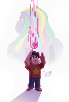 "madidrawsthings: "" Bismuth """