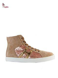 Hogan Rebel beige Sneakers–R141mainapps - beige - beige, 28 EU - Chaussures hogan (*Partner-Link)