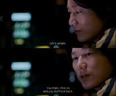 Decision Making and Making a Choice Fast and Furious Tokyo Drift Quote By Han Above Tokyo