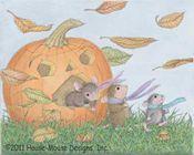 #housemouse #halloween #pumpkin