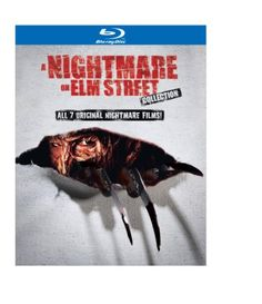 $24.99 - A Nightmare on Elm Street Collection All 7 Original Nightmare Films  Bonus Disc Blu-ray