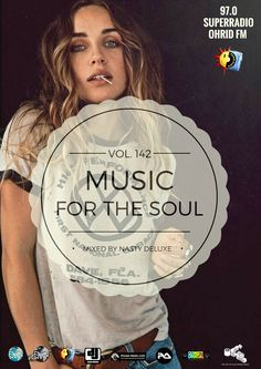 Dj Nasty deluxe Music for the Soul Compilation every monday 22.00 - 23.00 o' clock on http://checast.com/radio/mk/ohrid/super/