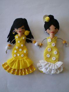 Gitanas Corpus´11 Crochet Toys Patterns, Stuffed Toys Patterns, Crochet Hats, Yarn Dolls, Knitted Dolls, Homemade Toys, Homemade Crafts, Cute Crafts, Felt Crafts