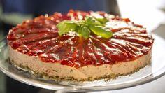 Čizkejk s pečenim paprikama - Jolina domaća kuhinja   24Kitchen