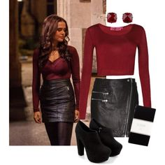Rose Hathaway Inspired