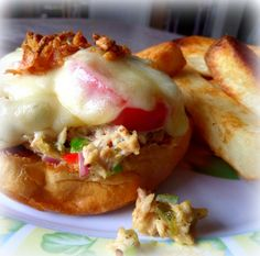 Crunchy Tuna Meltsfrom The English Kitchen