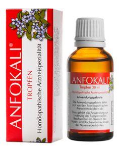 ANFOKALI Tropfen - Shop - BANO Naturprodukte Shopping