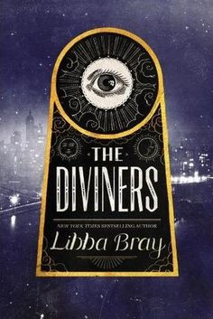 3 stars The divinersby Libba Bray.  Start of a new series, fun young adult read.