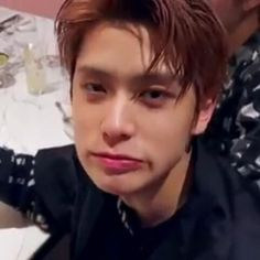 ❝damn, my rival is a man❞ Meme Faces, Funny Faces, Nct 127, Valentines For Boys, Jung Jaehyun, Jaehyun Nct, Reaction Pictures, Derp, Boyfriend Material