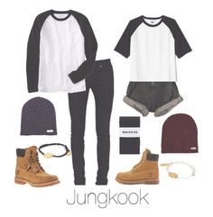 BTS Couple Outfits: Maknae Line (Requested by Anon) Jimin Taehyung Jungkook Up Next: BTS Run M/V Inspired