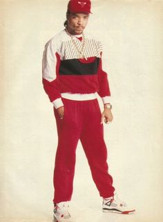 Hip-hop design and style, otherwise known as big fashion, is basically a individual form of ensemble. Hip Hop Look, Style Hip Hop, Love N Hip Hop, Hip Hop And R&b, Ice T, 80s Hip Hop, Hip Hop Rap, Rap Music, Soul Music