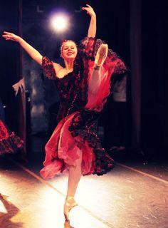 Nutcracker Ballet Spanish