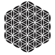 Geometrytattoos geometric tattoo stencil, tattoo stencils, flower of life t Geometric Tattoo Stencil, Geometric Mandala, Geometric Flower, Tattoo Stencils, Geometric Designs, Flower Of Life Tattoo, Flower Tattoos, Flower Of Life Pattern, Muster Tattoos