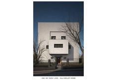 ADOLF LOOS   Emmanuelle et Laurent Beaudouin  - Architectes