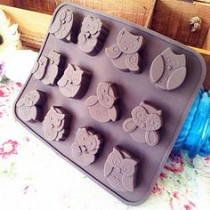 Ainest Silicone Owl Cake Decorating Mould Candy Cookies C... https://www.amazon.ca/dp/B01F10C89Y/ref=cm_sw_r_pi_dp_x_MXttybZ0GRP3C