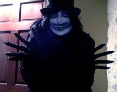 The Babadook - Cosplay/Halloween Costume #DIY