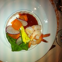 Shrimp .... Carnival cruise
