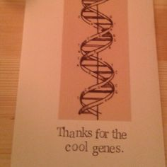 Splicing together a new card for Mother's and Father's Day.