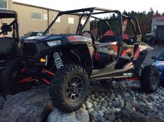 New 2017 Polaris RZR XP 4 1000 EPS Titanium Metallic ATVs For Sale in Washington.