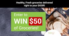 A big thank you to everyone who participated in the Competition 'Win $50 of Groceries'. The competition is now closed. We will be announcing the winners on June 8th, 2020. Good luck to all the participants, thanks again for making this a success.  If you haven't already subscribed to our newsletter please do as we are doing regular promotions.  #groceryshopping #grocery #grocerystore Fresh Grocer, Grocery Store, Healthy, Competition, Promotion, Trips, June, Milk, Eggs