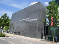 National Museum in Vaduz, Liechtenstein...