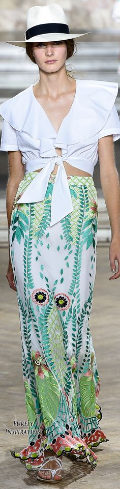 Temperley London SS2016 Women's Fashion | Purely Inspiration