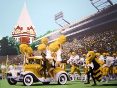 GA Tech: A Century of Excellence by Rick Rush