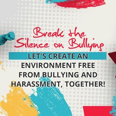 Workplace bullying is a persistent, intentional, health-harming behaviour that creates a hostile work environment and can affect every aspect of a victim's life–and it is time we put a stop to it. #endbullyingnow #stopbullying #workplacebullying #workplacebullyingawareness