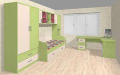 Наборы мебели и гарнитуры в детскую комнату