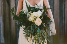 A Wedding at an Abandoned Church: Paige + John | Green Wedding Shoes Wedding Blog | Wedding Trends for Stylish + Creative Brides