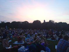 Go listen: New York Philharmonic on the Great Lawn