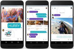 Google lanza Allo un servicio de mensajería instantánea que competirá con WhatsApp