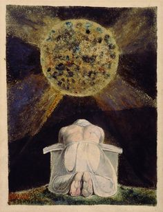 William Blake Poster - The Song Of Los