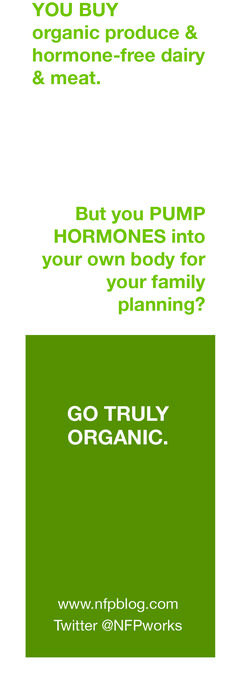 Natural Family Planning -- www.nfpblog.com