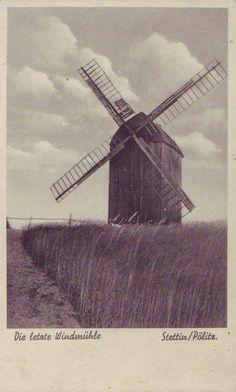 Mühle Stettin Pölitz