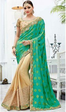 Green Color Net Party Wear Style Sarees Blouse | FH582086061 Follow us @heenastyle #indianfashiontrend #indianfashionblog #indiansarees #indiansari #banarasi #banarasisilk #onlinesaree  #sareesonoffer #chicsareesuk #indianfashion #traditional #asianweddings #traditionalsaree #weddingsaree #partysaree #fashionsaree #indianweddingsaree #lovesarees #coolsarees #silksarees #culturalsaree #asiansarees #vintagefloralsaree #indianfashion #fashiondiva #floralsaree #lacesaree #heenastyle