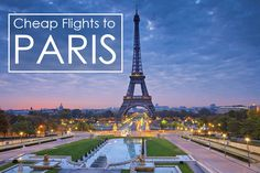 Get to the 'fashion capital of the world' with cheap flights to Paris from Lowest2. Book Now and Save Big!