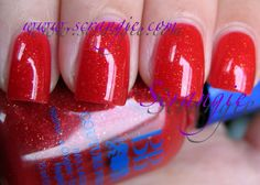 D And A- Beach Sunrise (vol.1) samarium s swatches via flickr daring digits hits vol 1 swatches ...
