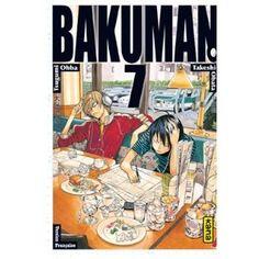 Bakuman Vol.7: Amazon.fr: Takeshi Obata, Tsugumi Ohba: Livres