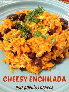 #ad #Saveonhelp #recetas #enchilada #cocina