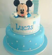 Resultado de imagem para mickey bebe cumpleaños decoracion