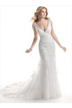 Maggie Sottero Bridal Gown Cynthia / 4MS854