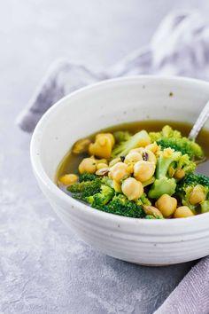 Lentil Turmeric Detox Soup! Vegan, Vegetarian, and Gluten Free!