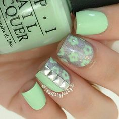 《Nail art 》☆☆☆ hope people will follow me