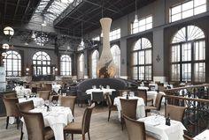 het pomphuis  restaurant antwerpen