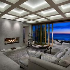 Contemporary Living Room - contemporary - living room - orange county
