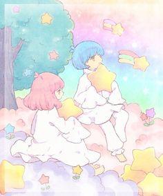 ☆☆ little twin stars