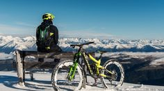 The Snow Must Go On: Alpine Adventure in Northern Italy - VIDEO - http://mountain-bike-review.net/downhill-mountain-bikes/the-snow-must-go-on-alpine-adventure-in-northern-italy-video/ #mountainbike #mountain biking